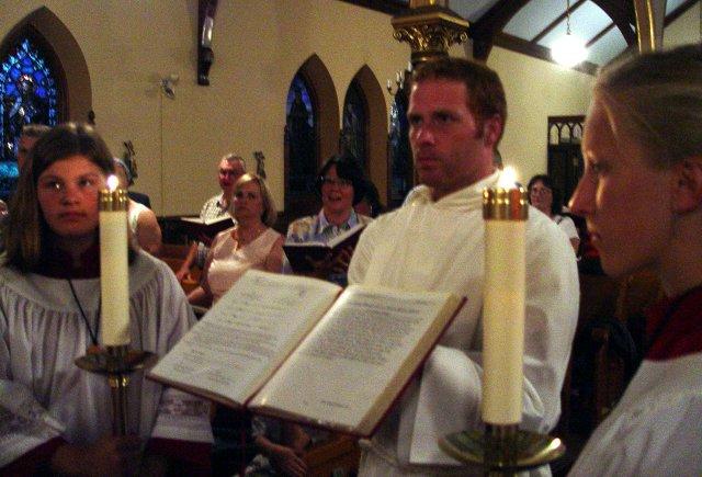 gospel-reading