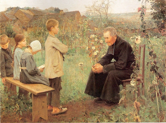 julesalexis-muenier-catechism-lesson